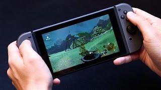 Nintendo Switch: Revolutionary, Not Ready
