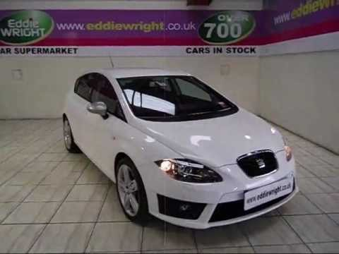 seat leon exterior interior tour of a 10 plate seat leon fr cr 2 0 tdi 170 bhp sat nav. Black Bedroom Furniture Sets. Home Design Ideas