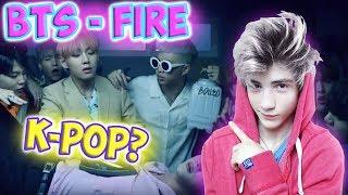 [MV] BTS(방탄소년단) _ FIRE (불타오르네) Реакция | ibighit