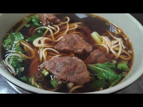 【一廚小館】湯頭顏色很濃郁,喝起來卻很清爽的反差系牛肉麵!