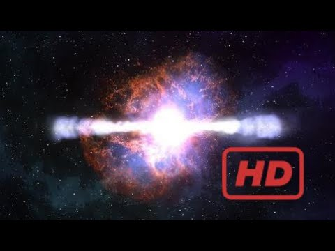 National Geographic | Death Stars:  Hypernova Explosion - Documentary Hd 720P Universe, Space