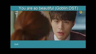 Eddy Kim -- You Are So Beautiful (Goblin's OST)
