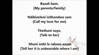 Nathi  Nomvula Lyrics   Standard Quality 360p File2HD com