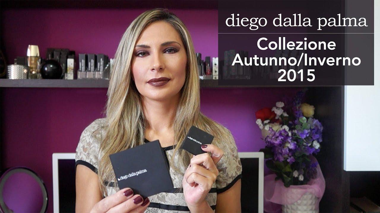 Diego dalla palma collezione makeup autunno inverno 2015 - Diego dalla palma ...