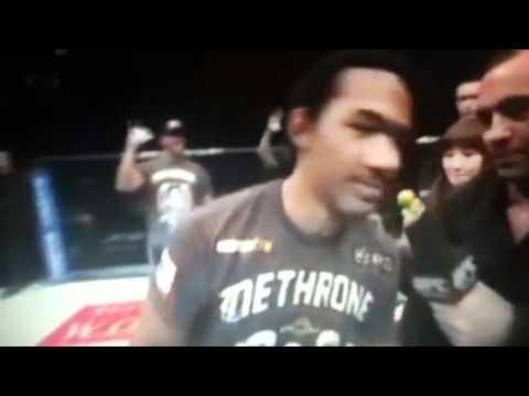 UFC Illuminati Champ? (FEB 2012)