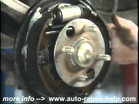 Disco Y Tambor De Freno Servicio Y Reparaci 243 N 1 De 3