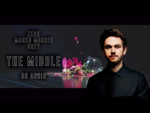The Middle - Zedd, Maren Morris, Grey ( 8D  Audio ) 🎧|| Dawn of Music ||