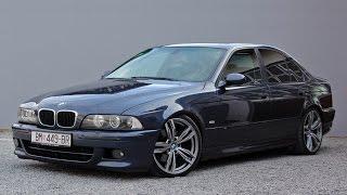 BMW E39 Polishing And Protection