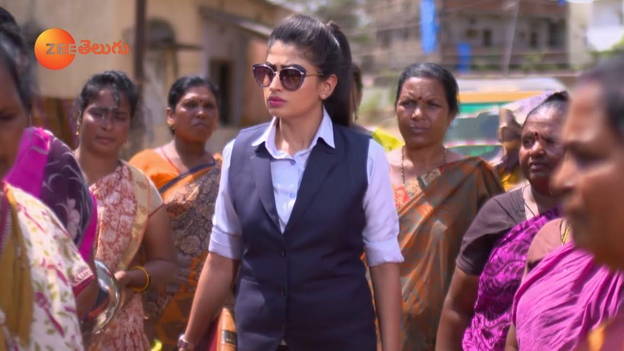 Download Attarintlo Akka Chellellu - Telugu Tv Serial - Chaitra Rai,Aakarsh - Best Scene - Ep-3 - Zee Telugu