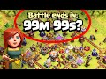 """Clash of Clans """"INFINITE Attack Replay"""" Strange But True Stories of Clash!"""