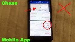 ✅  How To Use Chase Mobile Banking App Review ?