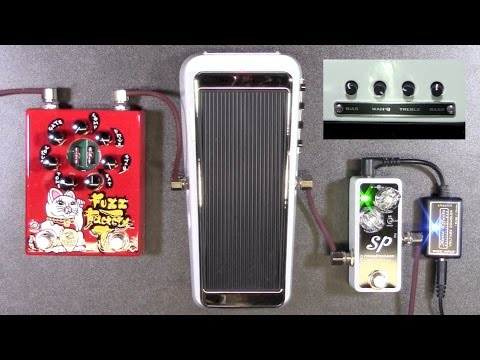 Xotic Effects Wah XW-1 Review - BestGuitarEffects.com