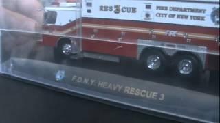 Code 3 FDNY Rescue 3 (E-ONE)