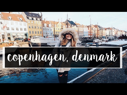 COPENHAGEN | TRAVEL VLOG