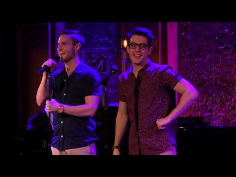 "Christopher Rice & Clay Thomson - ""Let's Get Together/I Don't Need Anything But You"""