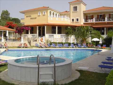 Take a look at the Hotel Pallas Laganas Greece