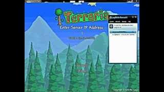 Terraria jak udělat server (hamachi)