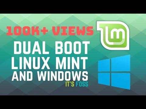 How to Install Linux Mint 18 with Windows 10Dual Boot Linux and Windows [Easy Way]