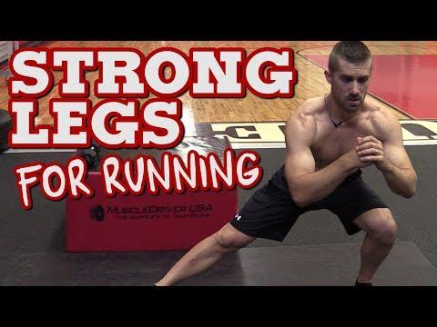 Strong Legs Workout for Running - Run FASTER