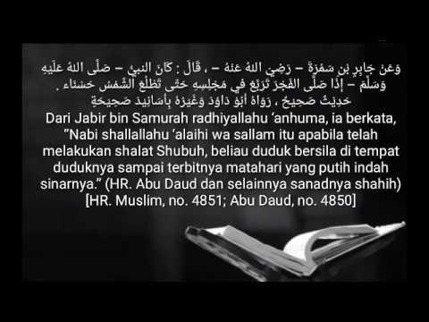 Shalat jamaah Subuh di Masjid, Bediam Diri hingga Syuruq, Masya Allah Pahalanya Serupa Haji & Umroh