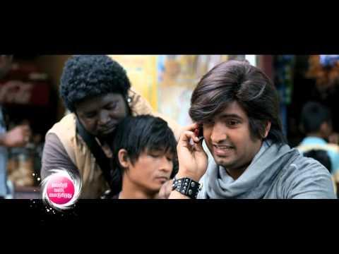 Raja Rani Dialogue Spot | Arya, Sathyaraj & Santhanam