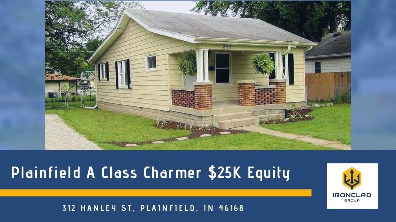 Plainfield A Class Charmer $25K Equity