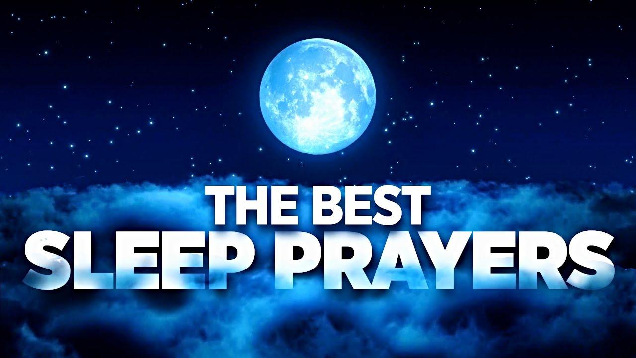 Best Prayers To Fall Asleep | Peaceful Bible Sleep Talk Down To Invite God's Presence