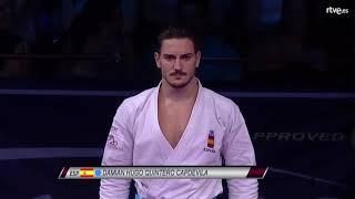 Damian Quintero - Oro Europeo 2018