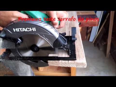 Sierra circular C7ST - HITACHI POWER TOOLS