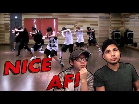 GUYS REACT TO BTS 'WE ARE BULLETPROOF PT. 2' Dance Practice 방탄소년단