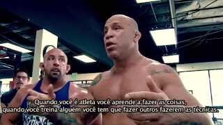 Repeat youtube video Wanderlei Silva & Cael Sanderson training at Kings MMA