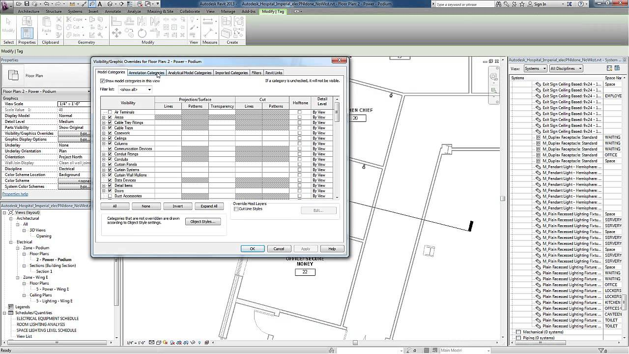 Revit for MEP  Electrical Power Systems  Panels and Circuits  YouTube