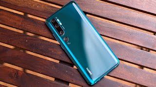 Распаковка Xiaomi Mi Note 10 Pro - Смартфон не стоящий своих денег!?!