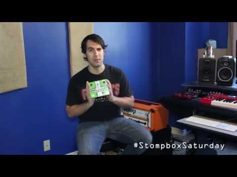 Stompbox Saturday : November 29, 2014 : Pigtronix Keymaster Part 2