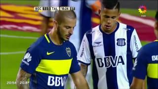 Boca Juniors 1-2 Talleres - Fecha 16 Torneo Argentino 2016/17