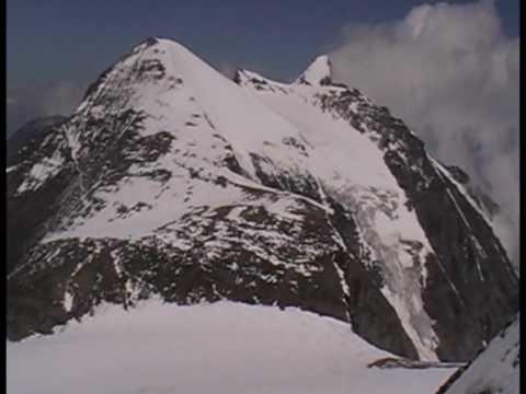 Johannisberg, Bärenkopf - Northfaces at firn and eis