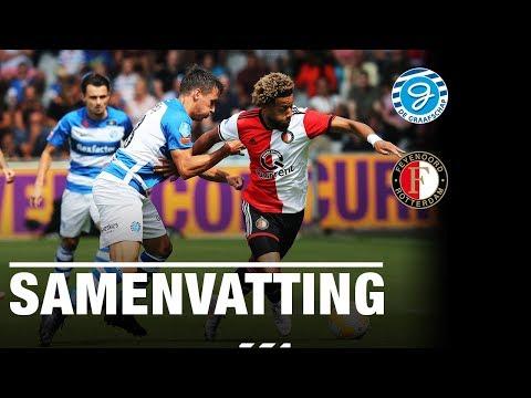 Samenvatting | De Graafschap - Feyenoord 2018-2019
