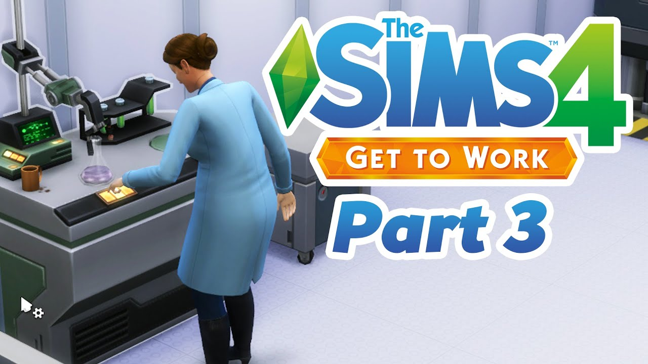 the sims get to work gameplay walkthrough part promotion the sims 4 get to work gameplay walkthrough part 3 promotion new expansion