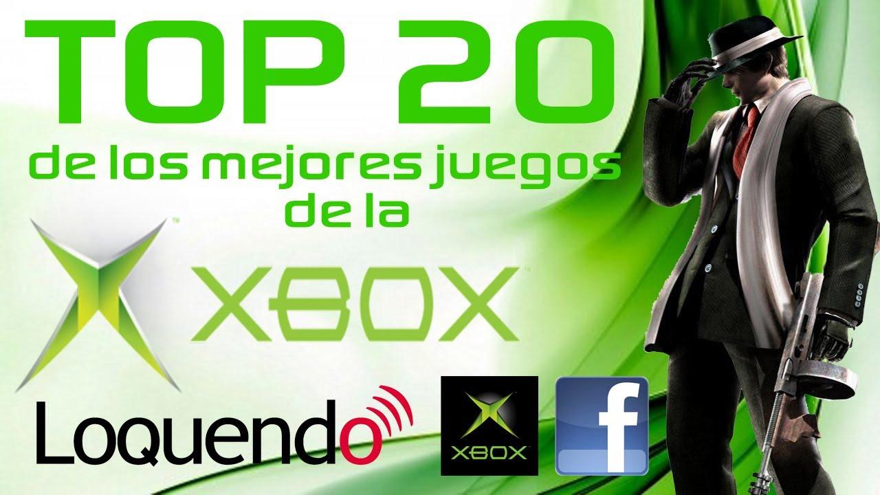 Top 20 De Los Mejores Juegos De La Xbox Normal Hd Loquendo