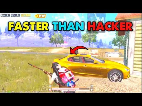 FASTER THAN HACKER! 🔥 | This Is Power Of Hardwork!! POWER OF PRACTICE | Insane Montage | PUBG MOBILE