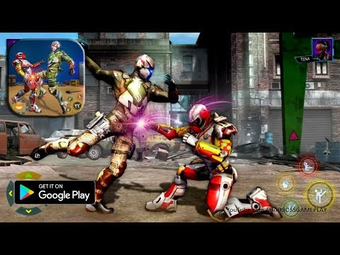 Robot Fighting 2020 - Android Gameplay HD