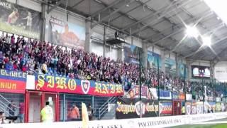 PIAST GLIWICE - Legia Warszawa 05.10.14