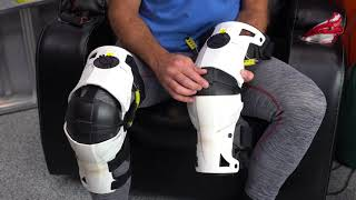 Mobius X-8 Knee Braces