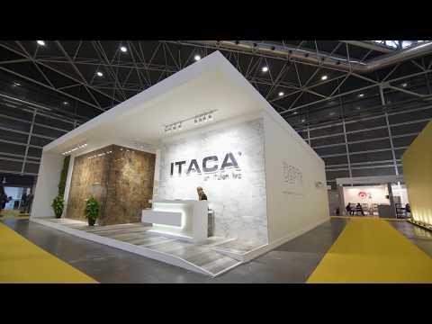 ITACA CERAMIC | EXHIBITION | CEVISAMA 2018 | SPAIN