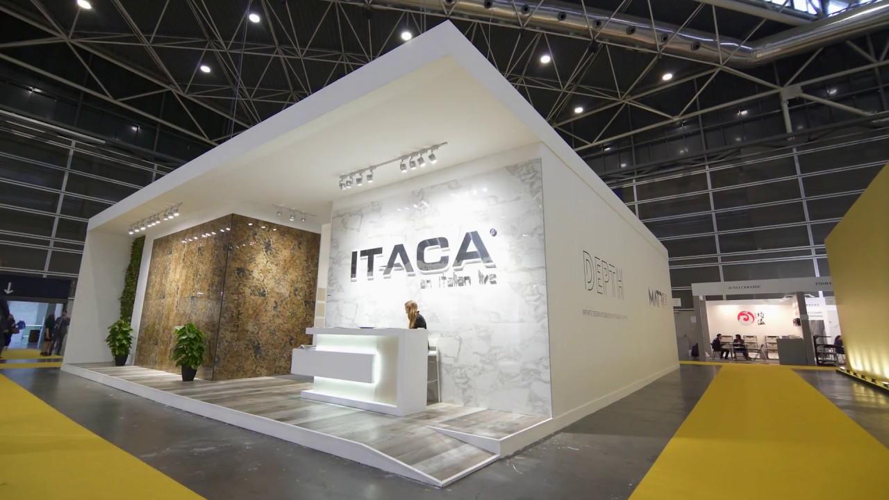 ITACA CERAMIC | EXHIBITION | CEVISAMA 2018 | SPAIN - YouTube
