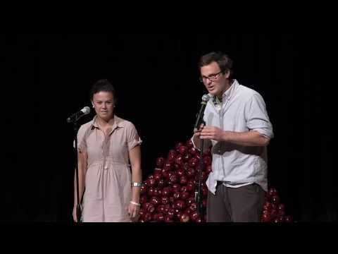 TEDxFruitvale - Bennett Konesni and Edith Gawler - Transforming Work into Joy