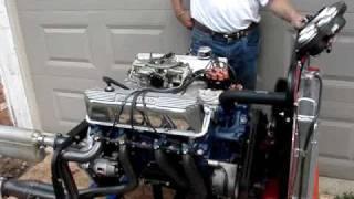 Shelby 428 PI start-up