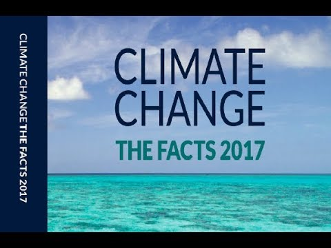CLIMATE CHANGE - THE FACTS 2017 - Institutue of Public Affairs - Sydney, July 27th 2017
