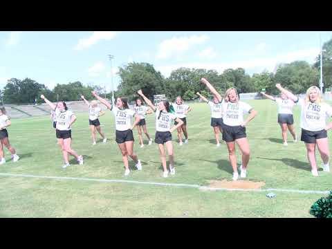 Meet the Flomaton High School 2020 JV Cheerleaders
