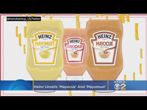 Charlie Parker - Two New Hybrid Mayos Introduced By Heinz